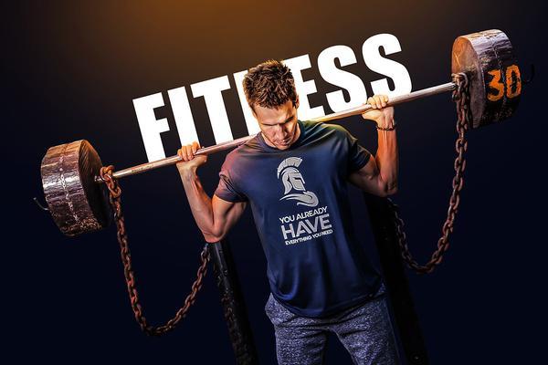 koszulki motywacyjne - siłownia