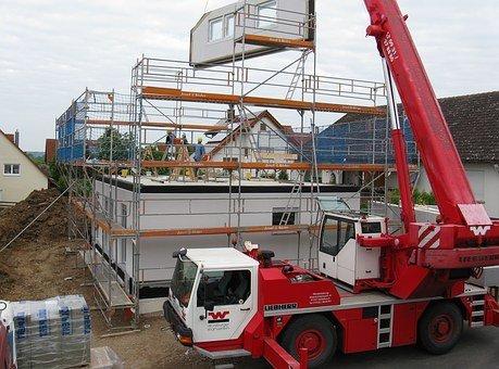 firma krause - rusztowanie aluminiowe